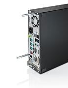 1er port série Fujitsu (paroi arrière)