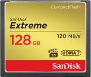Carte CF 128 Go SanDisk Extreme