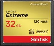 Carte CF 32 Go SanDisk Extreme