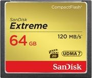 Carte CF 64 Go SanDisk Extreme