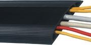 Jonction câbles large 83x15mm, 3 m, noir