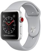 Apple Watch S3 Alu 42 mm Cellular argent