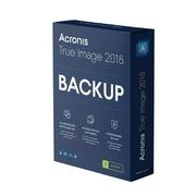 Acronis True Image 2018 pour PC