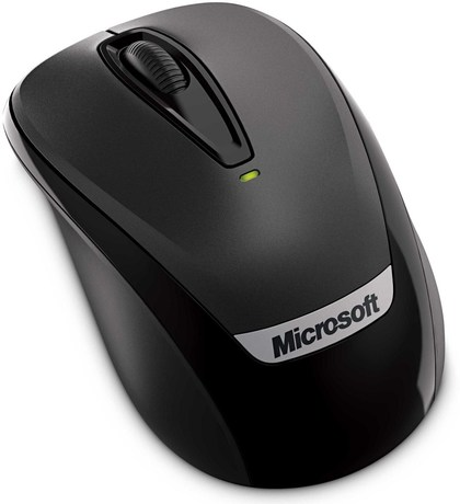 Souris MICROSOFT WIRELESS MOBILE 3000V2 NOIR