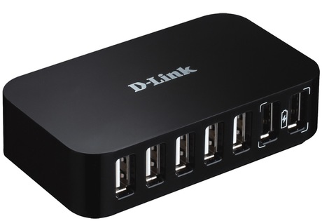 Hub DLINK DUBH7 NOIR 7PORTS